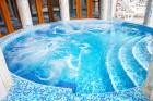 Нощувка на човек със закуска, обяд* и вечеря + басейн и релакс зона в Хотел Панорама Ризорт****, Банско, снимка 5