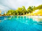 Уикенд: Нощувка на човек със закуска + външен минерален басейн и СПА зона в Парк Хотел Кюстендил, снимка 2