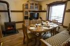 Нощувка със закуска за 10 или 13 човека + механа, сауна и още удобства в къща Панорама край Смолян - с. Гела, снимка 16