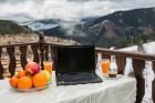 Нощувка със закуска за 10 или 13 човека + механа, сауна и още удобства в къща Панорама край Смолян - с. Гела, снимка 5