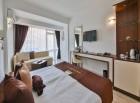 Нощувка на човек със закуска + 5 басейна и 2 аквапарка от хотел Престиж Делукс Хотел Аквапарк Клуб****, Златни пясъци, снимка 28