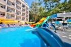 Нощувка на човек със закуска + 5 басейна и 2 аквапарка от хотел Престиж Делукс Хотел Аквапарк Клуб****, Златни пясъци, снимка 21