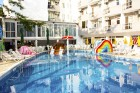 Нощувка на човек със закуска + 5 басейна и 2 аквапарка от хотел Престиж Делукс Хотел Аквапарк Клуб****, Златни пясъци, снимка 10