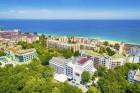 Нощувка на човек със закуска + 5 басейна и 2 аквапарка от хотел Престиж Делукс Хотел Аквапарк Клуб****, Златни пясъци, снимка 18