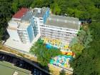 Нощувка на човек със закуска + 5 басейна и 2 аквапарка от хотел Престиж Делукс Хотел Аквапарк Клуб****, Златни пясъци, снимка 8