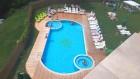 Нощувка за двама или четирима + външен басейн и джакузи с минерална вода + сауна от Детелина, Хисаря, снимка 4