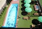 2, 3 или 5 нощувки на човек със закуски и вечери* + басейни и СПА в хотел 7 Пулс & СПА Апартмънтс, Банско, снимка 7