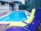 Лято в с. Баня до Банско. Нощувка на човек със закуска + басейн с минерална вода във Вила Минерал 56, снимка 15