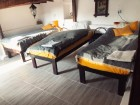 Нощувка за до 14 или до 28 човека + голяма банкетна зала, басейн и СПА в къща Булгарка край Шумен - с. Дибич, снимка 12