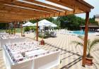 Нощувка на човек на база All inclusive + басейн в хотел Нева, Китен, на 100м. от плаж Атлиман, снимка 14