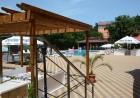 Нощувка на човек + басейн в хотел Нева, Китен, на 100м. от плаж Атлиман, снимка 5