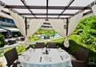 Нощувка на човек със закуска + басейни и обновен СПА център в Гранд хотел Поморие*****, на 1-ва линия в Поморие, снимка 19