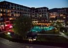 Нощувка на човек + ползване на басейн от Апарт хотел Олимп, Свети Влас, снимка 7