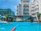 Нощувка на човек на база All Inclusive + басейн в хотел Свети Димитър, Приморско, снимка 4