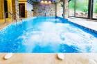 Нощувка на човек със закуска + НОВ минерален акватоничен басейн и джакузи в хотел Огняново***, снимка 4