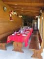 Нощувка за 15 човека + механа и чудесен двор в Бабината къща край Троян - с. Бели Осъм, снимка 5