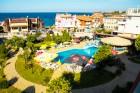 Лято в Созопол на 50м. от плажа! Нощувка със закуска + басейн в хотел Съни***, снимка 19