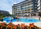 Нощувка на човек на база All Inclusive + басейн в хотел Диамант****, Слънчев бряг. Дете до 12.99 г. - БЕЗПЛАТНО!, снимка 3