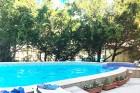 Нощувка за 2-ма, 3-ма или 4-ма + басейн в семеен хотел Елена, на 150м. от плажа в Приморско, снимка 3