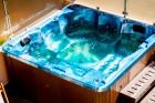 5, 7 или 10 нощувки на човек със закуски + 2 процедури на ден, минерален басейн, уелнес пакет от хотел Централ, Павел Баня, снимка 4