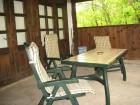 Нощувка за до 5 човека + трапезария, барбекю и басейн в Тачева къща в Боженци, снимка 11