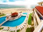 Лято 2020г. на 1-ва линия в Обзор Бийч Ризорт*****! Нощувка на човек на база All inclusive + басейни и безплатен достъп до широката плажна ивица, снимка 3