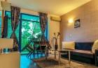Нощувка в апартамент с капацитет до четирима + басейн в хотел Сапфир, Слънчев Бряг, снимка 5