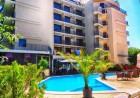Нощувка в апартамент с капацитет до четирима + басейн в хотел Сапфир, Слънчев Бряг, снимка 2
