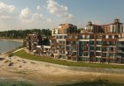 ПЪРВА ЛИНИЯ на плажа между Равда и Несебър! 3+ нощувки на човек в студио с гледка море от Апартаментен комплекс Акротирия Бийч, снимка 2