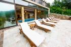 Нощувка на човек със закуска, обяд* и вечеря + НОВ минерален акватоничен басейн и джакузи в хотел Огняново***, снимка 22