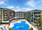 Нощувка на човек на база All Inclusive + басейн в хотел Диамант****, Слънчев бряг. Дете до 12.99 г. - БЕЗПЛАТНО!, снимка 2
