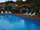 Нощувка на човек със закуска, обяд и вечеря (по избор) + външен басейн от хотел Балкан Парадайс, Априлци, снимка 2