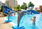 На 100 метра от плажа: Нощувка на човек на база All inclusive + 2 басейна и анимация в хотел Алба****, Слънчев Бряг. Дете до 12г. - БЕЗПЛАТНО, снимка 3