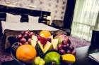 Нощувка на човек със закуска и вечеря + минерален басейн и релакс пакет в хотел Здравец Уелнес и СПА****, Велинград, снимка 19
