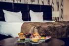 Нощувка на човек със закуска и вечеря + минерален басейн и релакс пакет в хотел Здравец Уелнес и СПА****, Велинград, снимка 41