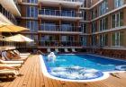 На ПЪРВА ЛИНИЯ в Ахтопол! Нощувка за четирима или шестима + басейн от Апартаменти Санта Мария, снимка 4