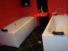 Нощувка на човек + вана с гореща минерална вода, терма зона и сауна в Къща за гости Его, с. Минерални бани, снимка 17