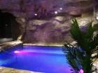 Нощувка на човек + вана с гореща минерална вода, терма зона и сауна в Къща за гости Его, с. Минерални бани, снимка 5