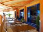 На 50 м. от плажа нощувка със закуска и вечеря + разходка с ЯХТА в хотел Пенелопе***, Приморско, снимка 2