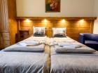 Нощувка на човек + басейн, сауна и джакузи в хотел Кап Хаус, Банско, снимка 7