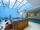 Нощувка на човек + басейн, сауна и джакузи в хотел Кап Хаус, Банско, снимка 4