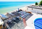 Нощувка на човек на база All Inclusive + басейн, чадър и шезлонг на плажа на 1-ва линия в хотел Парайзо Бийч, Обзор, снимка 8
