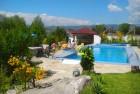 Нощувка или нощувка със закуска на човек + басейн в хотел Зенит, с. Сатовча, край Доспат, снимка 3