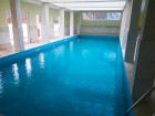 Нощувка на човек със закуска и вечеря + открит и закрит минерален басейн, сауна, парна баня и джакузи от хотел Алексион Палас, Огняново, снимка 9