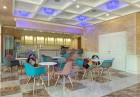 Нощувка на човек със закуска и вечеря + басейн и СПА от хотел Сиена палас****, Приморско. Дете до 12г. – БЕЗПЛАТНО, снимка 13
