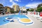 Нощувка на база All inclusive на човек + басейн на 50 м. от плажа от хотел Корона, Свети Влас. Дете до 12г. - безплатно, снимка 8