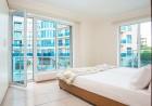 Нощувка на човек със закуска и вечеря, обяд по желание + басейн, чадър и шезлонг на плажа от хотел Аквамарин, Обзор - на 100 м. от морето!, снимка 4