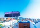 Нощувка на човек в семеен хотел Темида, Приморско, на 50м. от плажа, снимка 3