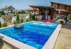 Нощувка на човек + басейн от хотел Крайпътен рай в с. Баня до Банско, снимка 2