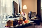 Нощувка на човек със закуска, обяд и вечеря + минерален басейн и релакс пакет в хотел Здравец Уелнес и СПА****, Велинград, снимка 40